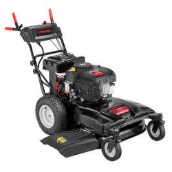 wide cut mower tb wc33 xp wide cut walk behind mower