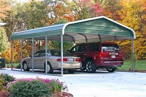 Carport Vor Garage : carport cheap carports for sale ~ Lizthompson.info Haus und Dekorationen