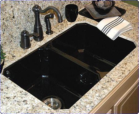 black kitchen sink undermount google search kitchen