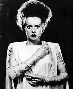 SHAMPALOVE: Halloween Inspiration: Bride of Frankenstein