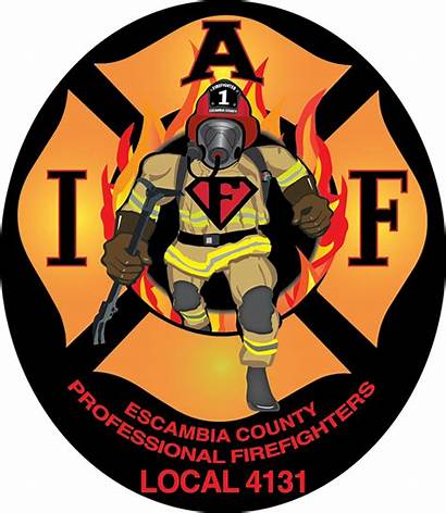 Firefighters Escambia County Behance