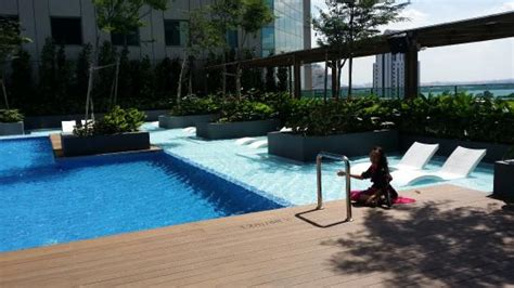 Swimming Pool..the Water Is Too Cold Even During Daytime