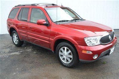 Buick Rainer 2005 by Find Used 2005 Buick Rainer Cxl All Wheel Drive Sunroof