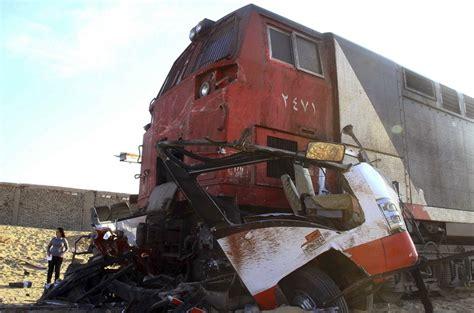 Cairo Wedding Family Killed In Train Crash At Level