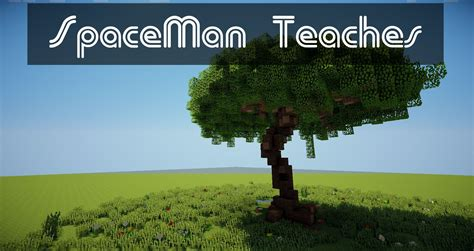 minecraft custom oak tree guide minecraft tutorials