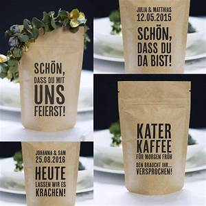 Gastgeschenke Hochzeit Diy : coffee48329 gastgeschenke hochzeit meet me at home meet me at home blog pinterest ~ Frokenaadalensverden.com Haus und Dekorationen
