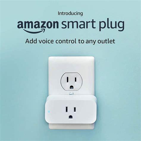 amazons smart plugs   appliances work  alexa