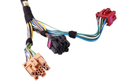 Wire Harnes Ty by Automotive Wire Harnesses Ql Custom