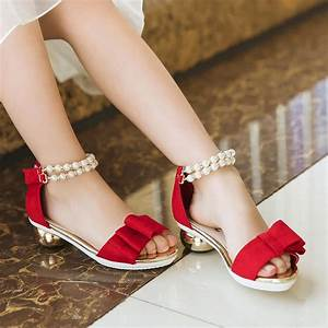 Compare Prices on Girls Heel Sandals- Online Shopping/Buy ...