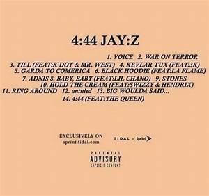 Is Jay-Z's New Album 4:44 A Response To Beyonce's Lemonade?