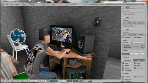 6 best 3d game engines for beginners as of 2020 slant. gta no blender game engine - YouTube