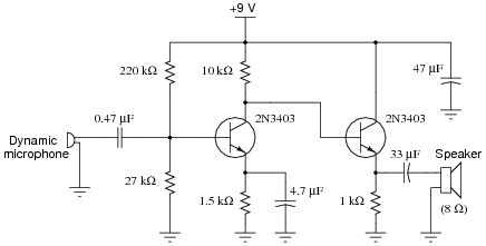 Bjt Amplifier Troubleshooting Discrete Semiconductor