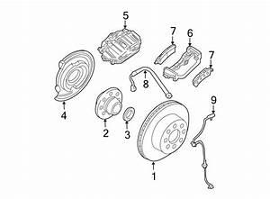 Gmc Sierra 3500 Hd Brake Hydraulic Hose  Rear