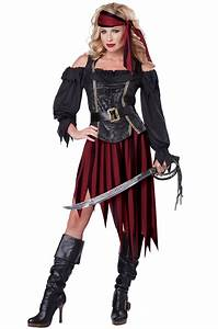 Queen of The High Seas Pirate Adult Costume eBay