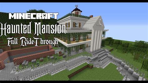 minecrafthaunted mansion full youtube
