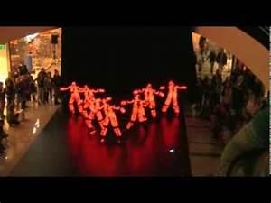 LED Costume dance LED tron Suit LED dance suit Neon