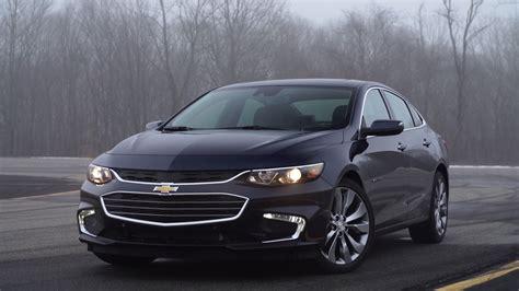 Redesigned 2016 Chevrolet Malibu Sings - Consumer Reports