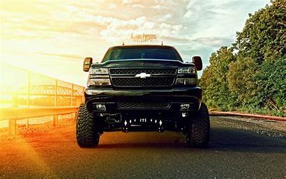 Wallpapers Truck Chevy Chevrolet Road Sun