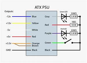 Parallax Power Supply Wiring Diagram
