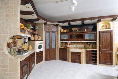 Immagini Cucine In Muratura Antiche by 30 Foto Di Cucine In Muratura Moderne Mondodesign It