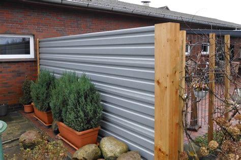 Lärmschutzwände Für Den Garten