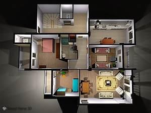 Sweet Home 3D - Vrijuit tekenen van plattegronden en