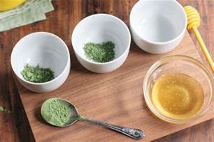 Matcha Green Tea Latte Recipe   Vintage Mixer