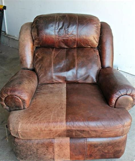 painting leather furniture diyideacentercom