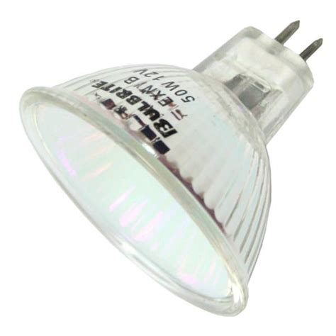 bulbrite xp halogen l bulbrite 637150 exn b mr16 halogen light bulb