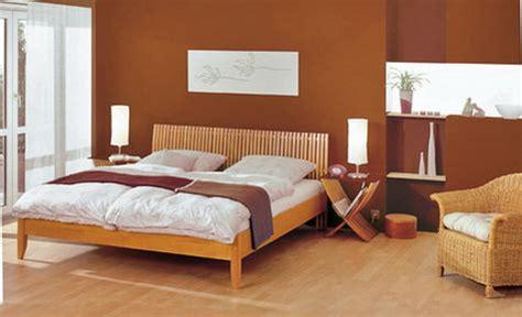 Wandgestaltung Schlafzimmer Farbe by Wandfarbe Schlafzimmer Beispiele