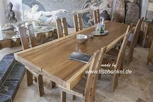 Esstisch Aus Suar Der Tischonkel