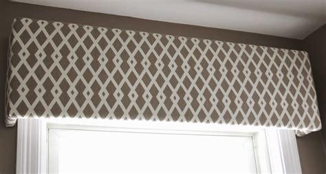 Fabric Covered Cornice Board (& How To Hang It!) Shine