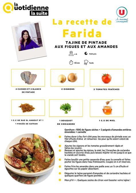 recettes de cuisine tf1 les recettes la quotidienne la suite 5