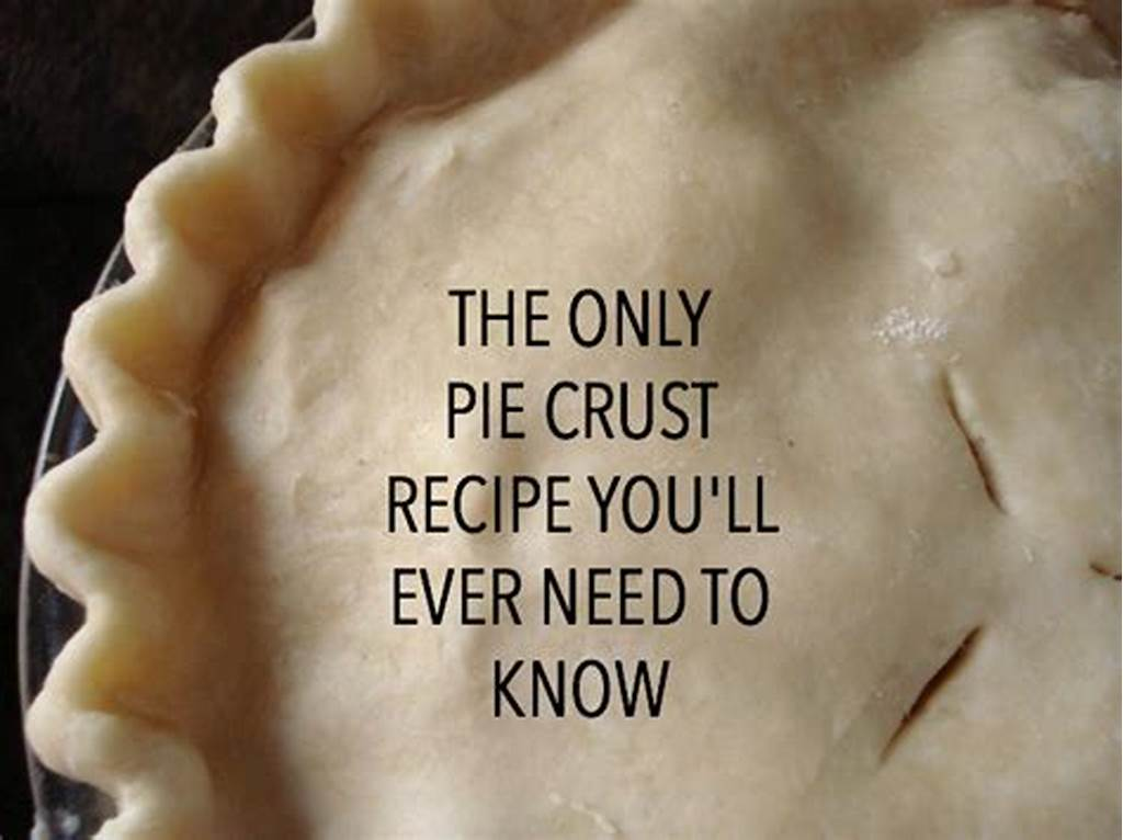 #The #Only #Pie #Crust #Recipe #You'Ll #Ever #Need #To #Know #One