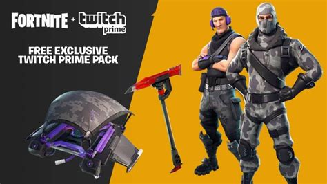 twitch prime fortnite skins