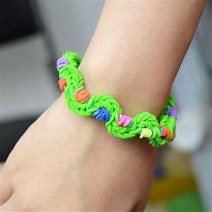 U0026quot There Are Lots Of New Rubber Band Bracelet Designs  Here