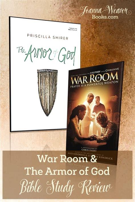 war room armor  god bible study review joanna