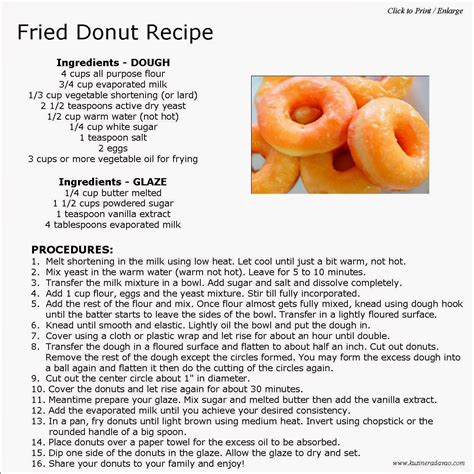 how do you make donuts fried donut recipe kusinera davao