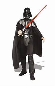 Star Wars Kostüm Herren : darth vader deluxe kost m star wars kost m krieg der sterne karneval universe ~ Frokenaadalensverden.com Haus und Dekorationen