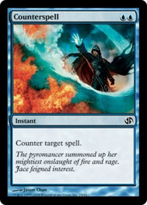 Faerie Deck Mtg 2015 by Counterspell Magic The Gathering Instant In My Faerie