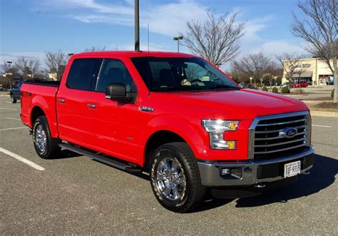 Tom2's 2015 Ford F150 4wd Supercrew