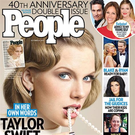 Taylor Swift: ''The Idea of a Date Gives Me a Partial ...