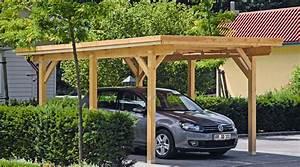 Was Ist Ein Carport : lohnt es sich den carport selbst zu bauen myhammer magazin ~ Buech-reservation.com Haus und Dekorationen