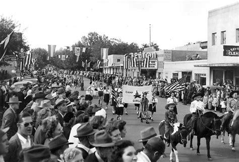 1946 Kennewick Parkade for Grape Festival | Wow ...
