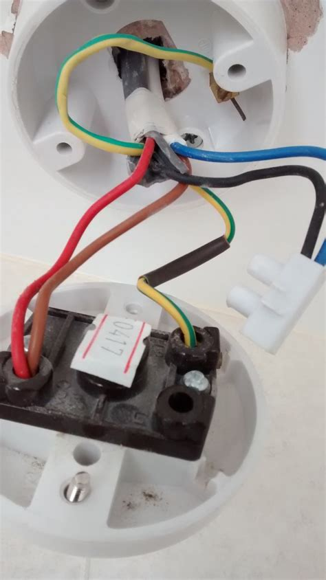 Wiring Replacement Pull Cord Switch Yourself Diy