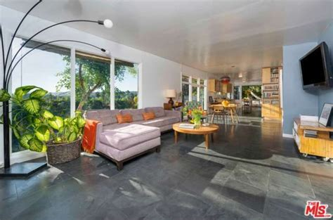 zachary quinto home update zachary quinto sells mid century la home