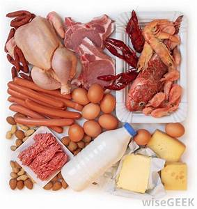 What Are Some High Protein Foods   With Pictures