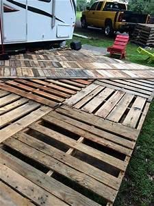 DIY Pallet Deck Ideas And Instructions Garten Palette