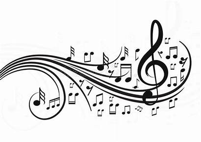 Notes Vector Waves Project Wave Illustration Musical