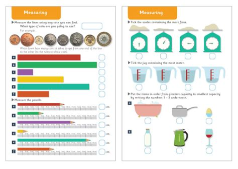 capacity worksheets year 3 primary resources breadandhearth